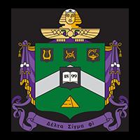 Delta Sigma Phi crest