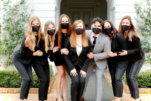 Picture of the 2021 Greek Ambassador Executive Board