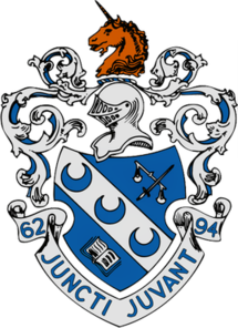 Theta Xi Crest
