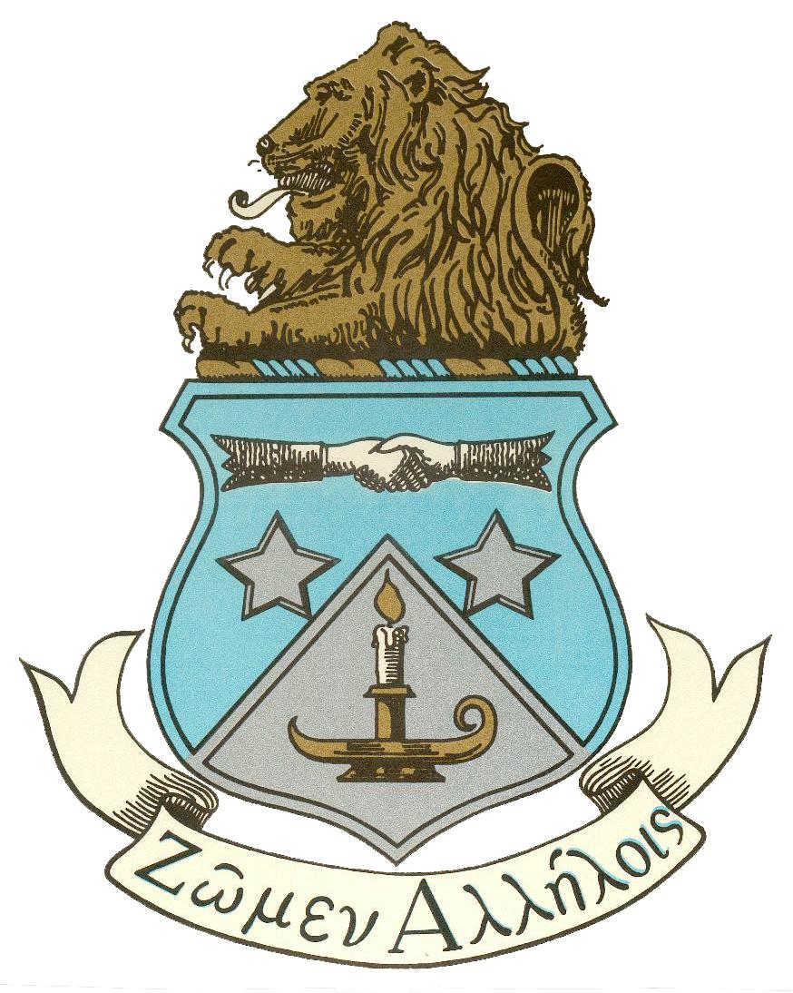 Alpha Delta Pi crest
