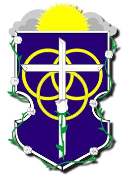 Alpha Omega Epsilon crest