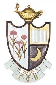 Gamma Phi Beta crest