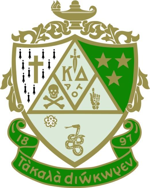 Kappa Delta crest