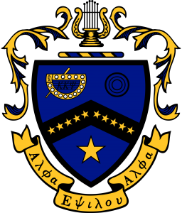 Kappa Kappa Psi crest