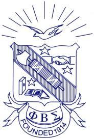 Phi Beta Sigma crest