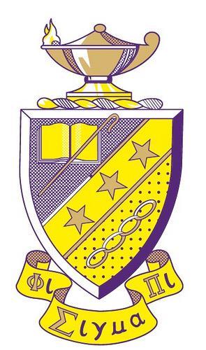 Phi Sigma Pi crest
