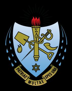 Sigma Delta Tau crest