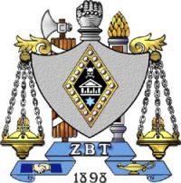 Zeta Beta Tau crest